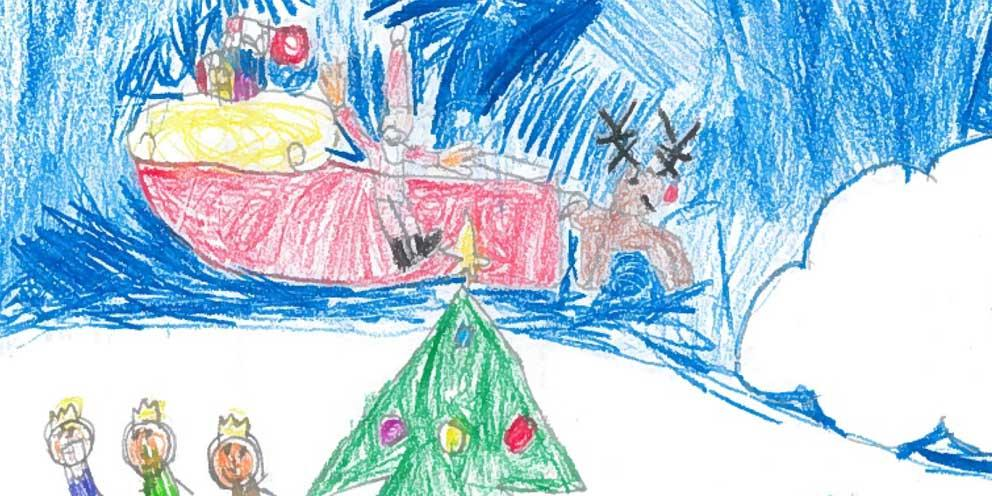 Mayor of London\'s Christmas Card Competition 2018 – South Park ...