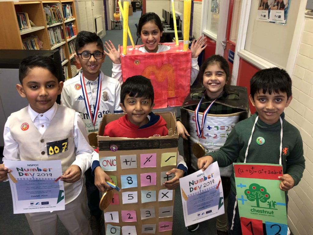 NSPCC Number Day 2019 – South Park Primary Blog
